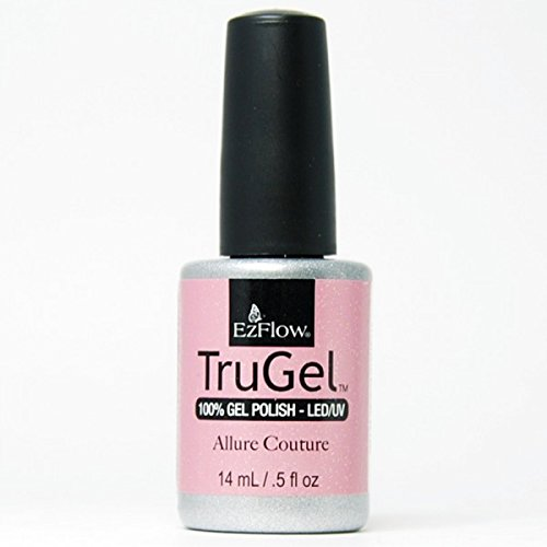 Ez Flow TruGel LED/UV Gel Polish - 14 mL (Allure Couture - EZTG42510-1)