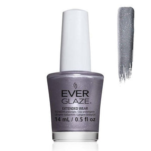 Everglaze Extended Wear Lacquer - 14 ml (NY Slate of Mind - EGL82330)