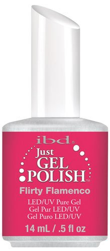 IBD Just Gel Polish - 0.5 oz (Flirty Flamenco  - IBD56674)