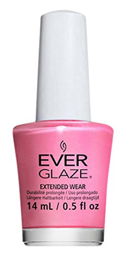 Everglaze Extended Wear Lacquer - 14 ml (Paint My Piggies Pink - EGL82301)