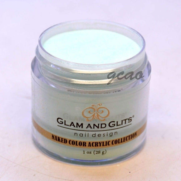 Glam And Glits Naked Acrylic Powder - 1 Oz (Endless Sea - NCA417)