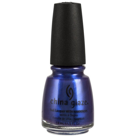 China Glaze Lacquer - 14 mL (Tempest  - CG70322)