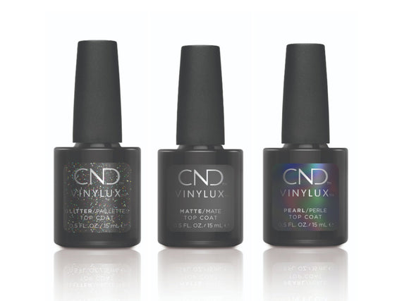 CND Shellac Alluring Trilogy The Top Coat Collection (Kit - CND61422)