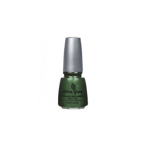 China Glaze Lacquer - 14 mL (Jolly Holly  - CG80993)