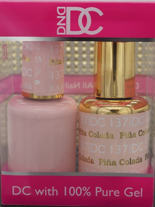 DND DC Collection-137 Pina Colada- 18 mL