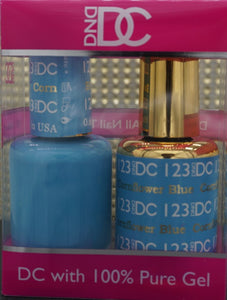 DND DC Collection-123 Cornflower Blue- 18 mL