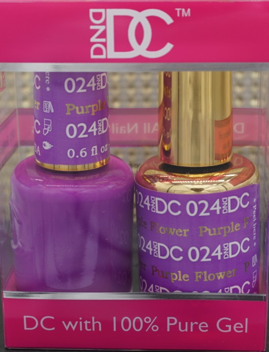 DND DC Collection-024 Purple Flower- 18mL