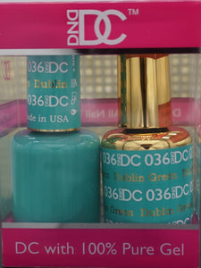 DND DC Collection-036 Dublin Green- 18mL