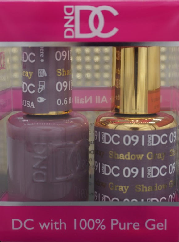 DND DC Collection-091 Shadow Gray- 18 mL