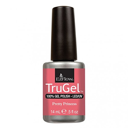 Ez Flow TruGel LED/UV Gel Polish - 14 mL (Pretty Princess - EZTG42410)