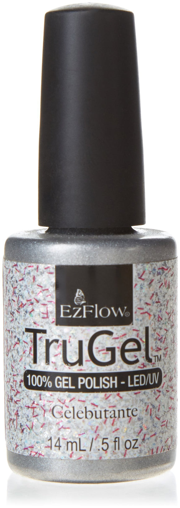 Ez Flow TruGel LED/UV Gel Polish - 14 mL (Celebutante - EZTG42338)
