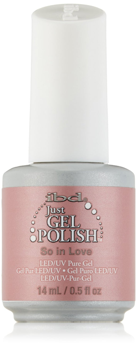 IBD Just Gel Polish - 0.5 oz (So In Love  - IBD56514)