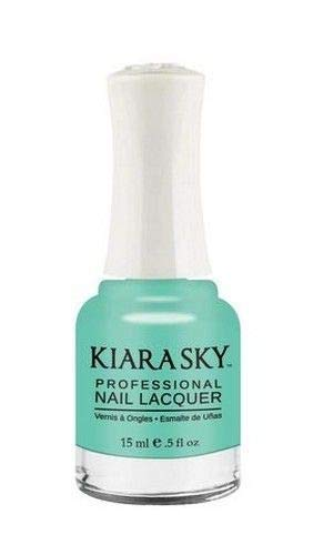Kiara Sky Nail Lacquer - 15 mL (High Mintenance - KSN413)