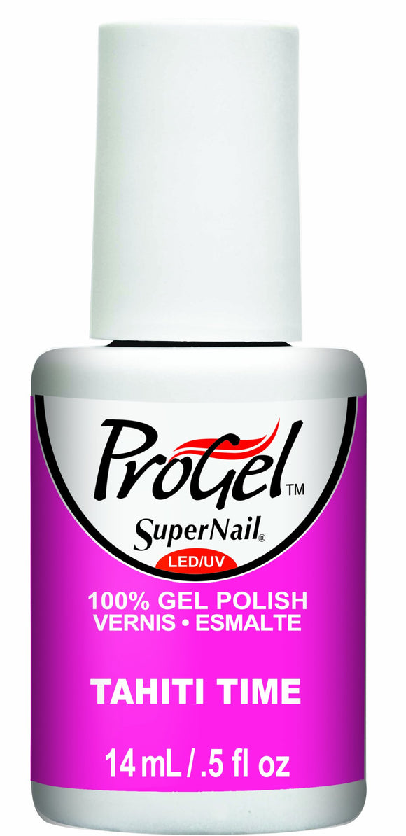 SuperNail ProGel - 0.5 Oz (Tahiti Time - SN81413)