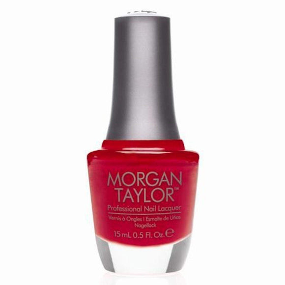 Morgan Taylor Professional Nail Lacquer  - 15 mL (Pretty Woman  - MT50030)