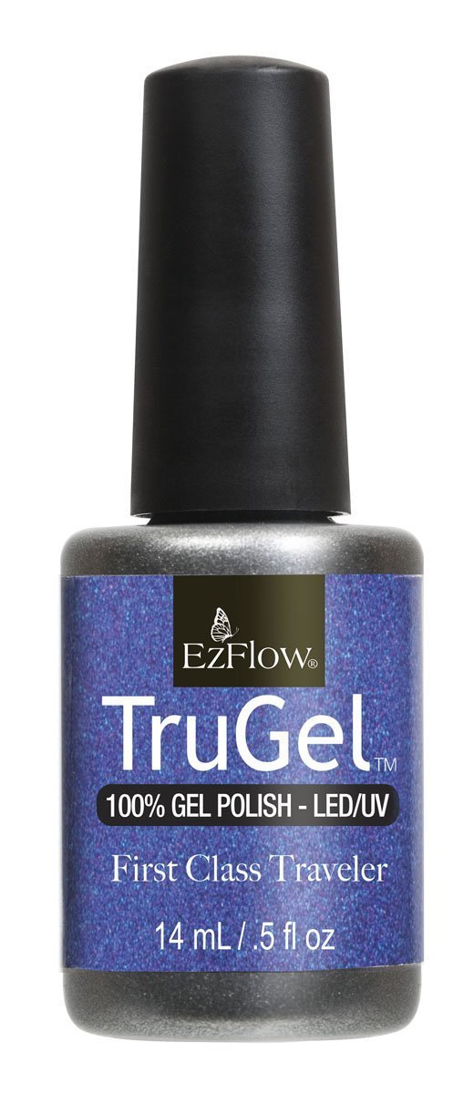 Ez Flow TruGel LED/UV Gel Polish - 14 mL (First Class Traveler - EZTG42326)