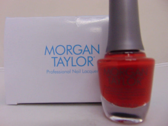Morgan Taylor Professional Nail Lacquer  - 15 mL (Scandalous  - MT50144)