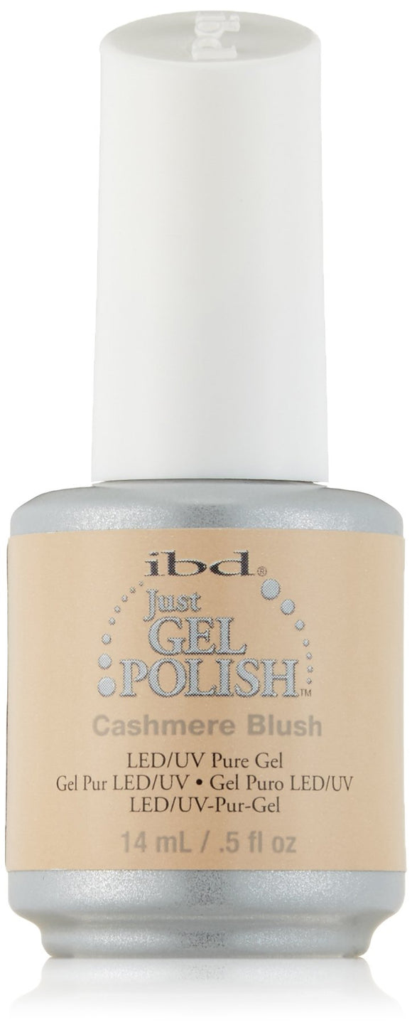 IBD Just Gel Polish - 0.5 oz (Cashmere Blush  - IBD56512)