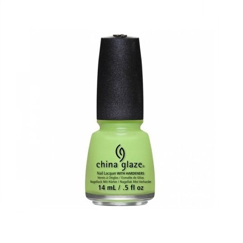 China Glaze Lacquer - 14 mL (Shore Enuff - CG81792)