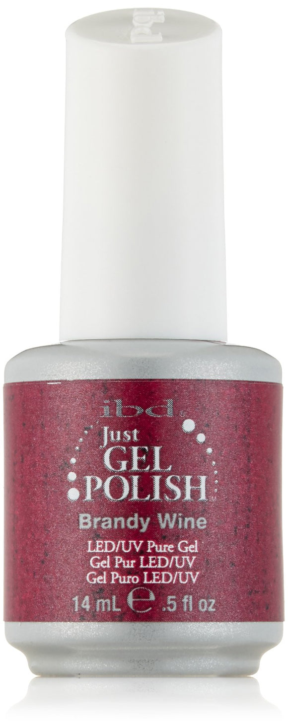 IBD Just Gel Polish - 0.5 oz (Brandy Wine  - IBD56518)
