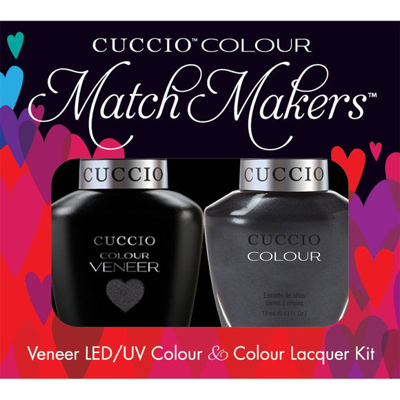 Cuccio Matchmakers - Duo (Oh My Prague - CU6052)