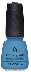 China Glaze Lacquer - 14 mL (Sunday Funday  - CG81194)