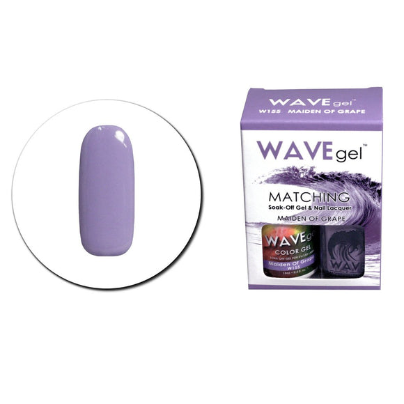 Wave Gel Matching Duo (Maiden Of Grape - W155)