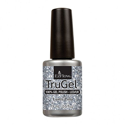Ez Flow TruGel LED/UV Gel Polish - 14 mL (Lustre Luna - EZTG42528)