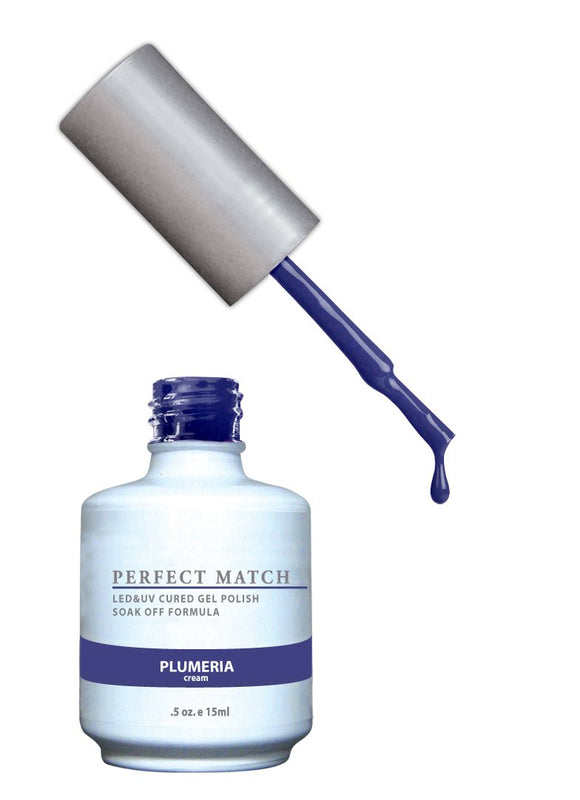 LeChat Perfect Match Nail Polish - 0.5 Oz (Plumeria - PMS101)