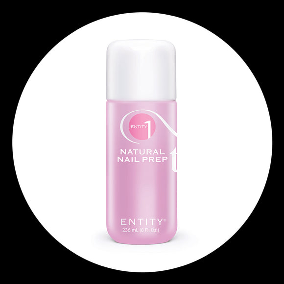 Entity Entity Natural Nail Prep - 228 mL