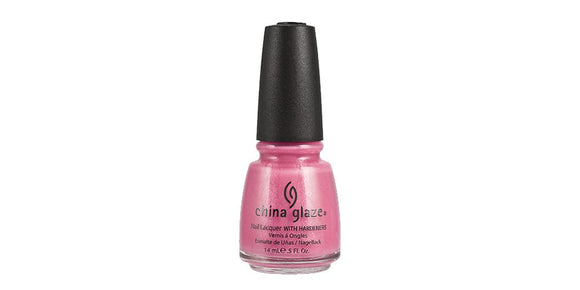 China Glaze Lacquer - 14 mL (Naked - CG70304)