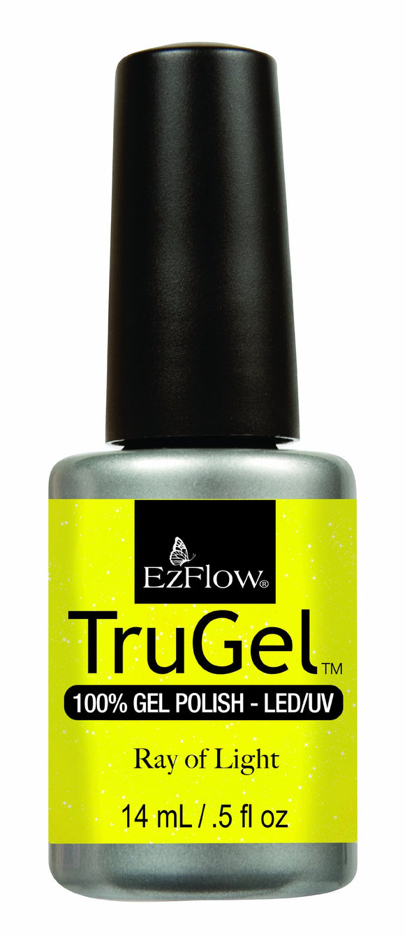 Ez Flow TruGel LED/UV Gel Polish - 14 mL (Ray Of Light - EZTG42484)