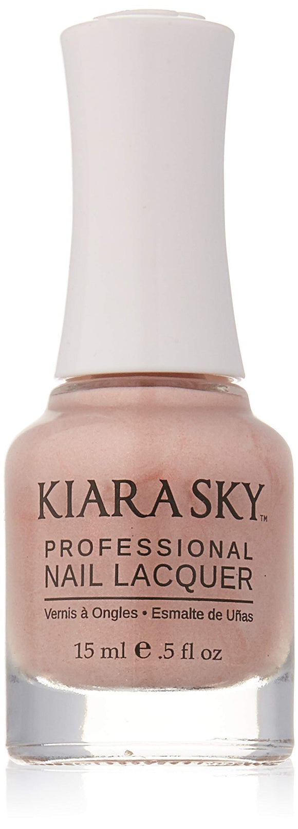 Kiara Sky Nail Lacquer - 15 mL (Feelin Nutty - KSN561)