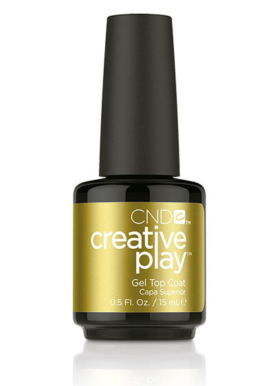 CND Creative Play Lacquer - 13.6 fl Oz (Top Coat - CNDCPLTC)