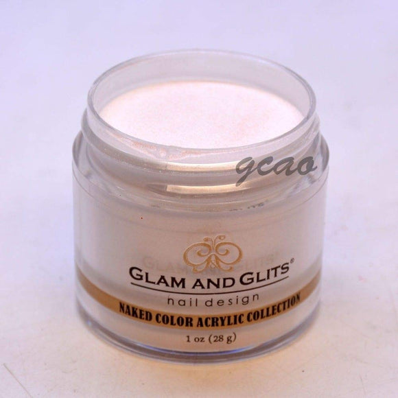 Glam And Glits Naked Acrylic Powder - 1 Oz (Beyond Pale - NCA401)