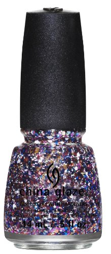 China Glaze Lacquer - 14 mL (Your Present Required - CG81395)
