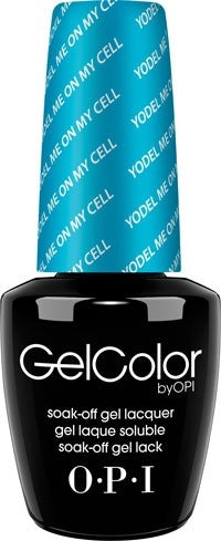 OPI GelColor - 15 mL (Yodel Me On My Cell - OPIZ20)