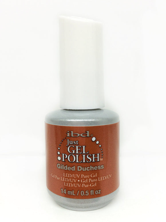 IBD Just Gel Polish - 0.5 oz (Gilded Duchess - IBD65657)