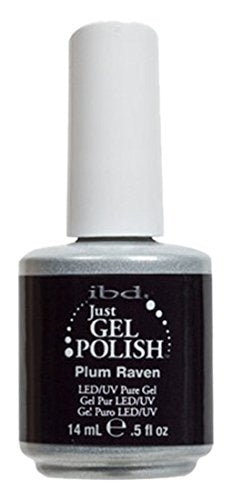 IBD Just Gel Polish - 0.5 oz (Plum Raven  - IBD56506)