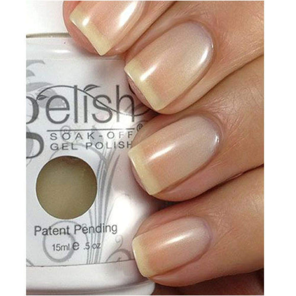 Gelish Soak-Off Gel (O) - 15 mL (Bashful - GL01328, 0.5 Oz)