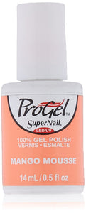 SuperNail ProGel - 0.5 Oz (Mango Mousse - SN81452)