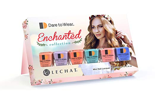 LeChat Dare To Wear - Enchanted 6 pc