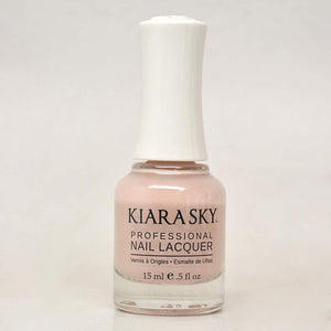 Kiara Sky Nail Lacquer - 15 mL (Cheer Up Buttercup - KSN559)
