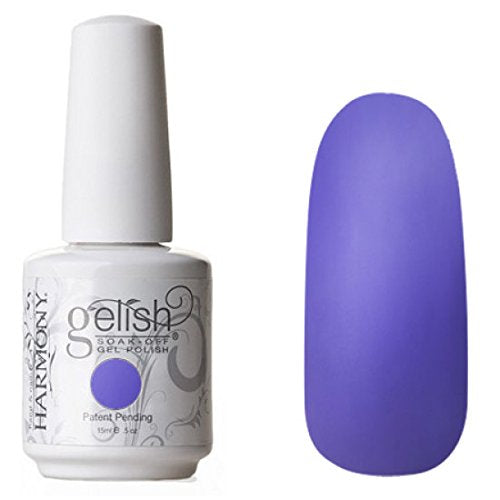 Gelish Soak-Off Gel (O) - 15 mL (He Loves Me He Loves Me not - GL01465, 0.5 Oz)