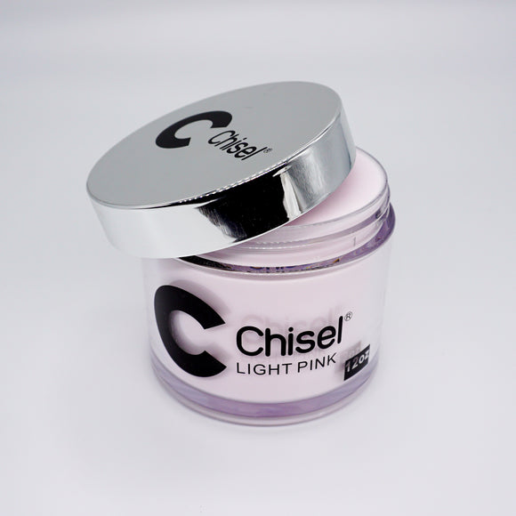 Chisel Dipping Powder Refil - 12 Oz (Light Pink - CH42053)