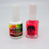 Wave Gel Matching Duo (Rockability - WG135)