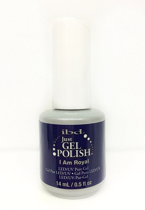 IBD Just Gel Polish - 0.5 oz (I Am Royal - IBD65658)