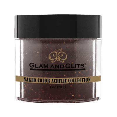 Glam And Glits Naked Acrylic Powder - 1 Oz (Merlot-A--Go Go - NCA438)