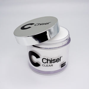 Chisel Dipping Powder Refill - 12 Oz (Clear - CH20568)