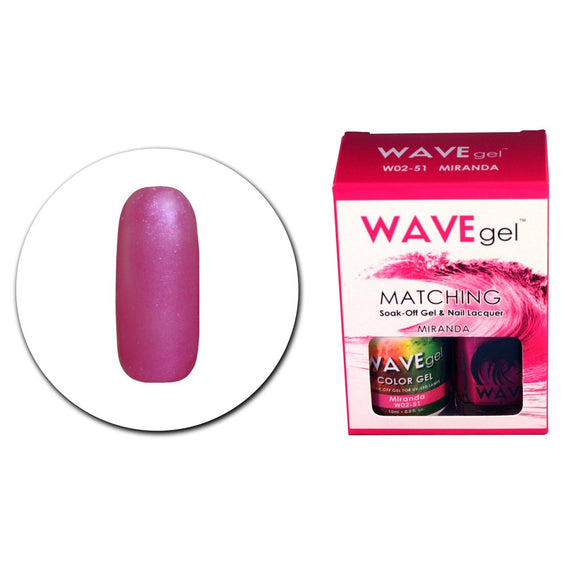 Wave Gel Matching Duo (Miranda - W0251)